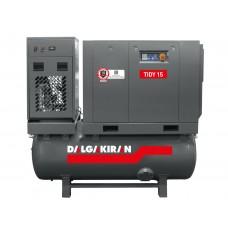 Винтовой компрессор Dalgakiran TIDY 15 - 500L-10 Compact
