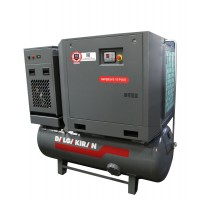Винтовой компрессор Dalgakiran INVERSYS 7 PLUS-250L -13 Compact