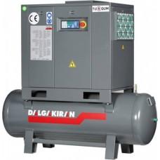 Винтовой компрессор Dalgakiran FORTIUS F5 250L-10
