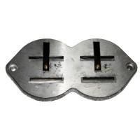 Клапан прямоточный С412М.01.00.810 для компрессоров К1, К11, К12, К29, КВ7, С412